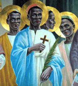 St. Charles Lwanga and Uganda Martyrs