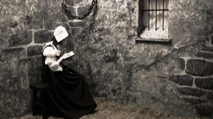Saint Margaret Clitherow, Shining Pearl of York, film, DVD, Marmaduke Bowes,  Mary's Dowry Producitons, DVD, film, EWTN 5.jpg