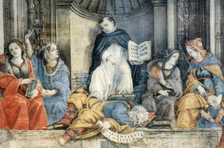 filippino_lippi_-_triumph_of_st_thomas_aquinas_over_the_heretics_detail_-_wga13116-2-768x576
